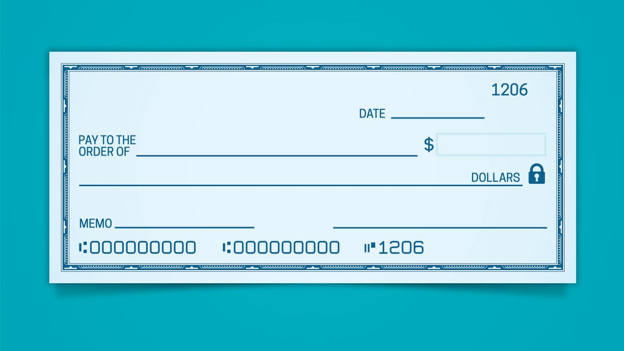 How to Write Out a Cheque